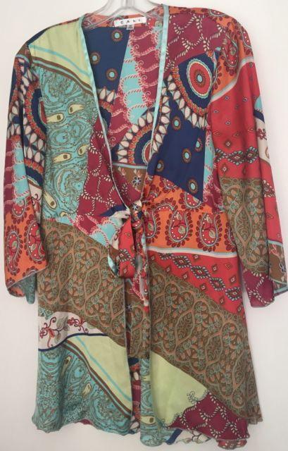 Kimono Patchwork Tie KT06
