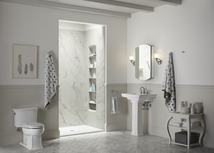 The style of luxury without the cost. http://www.us.kohler.com/us ...