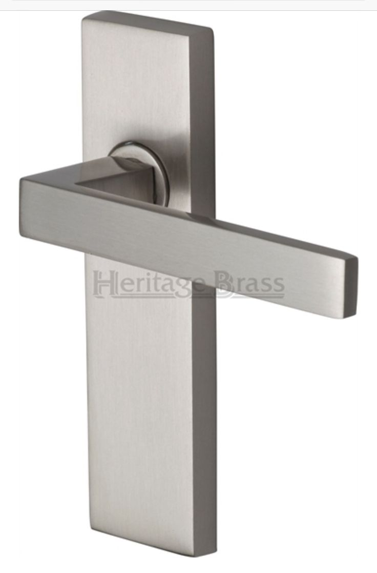 Delta Door Handles On Backplate   Dimensions 157mm X 43mm Supplied In  Pairs, Supplied With Spindle U0026 Screws Available In Lever Lock, Lever Latch,  ...