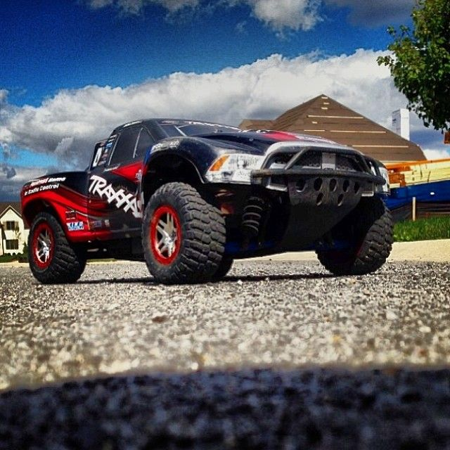 Solo Slash #TRAXXAS  Visita: boostrc.com.mx