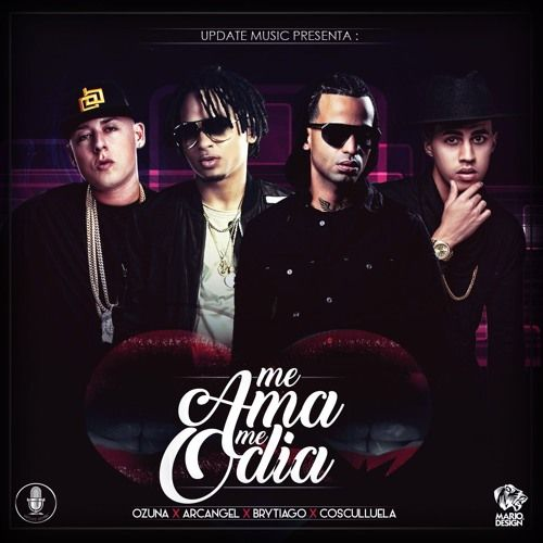 Ozuna, Cosculluela, Brytiago, Arcangel - Me Ama, Me Odia by Rapetón Music | Free Listening on SoundCloud
