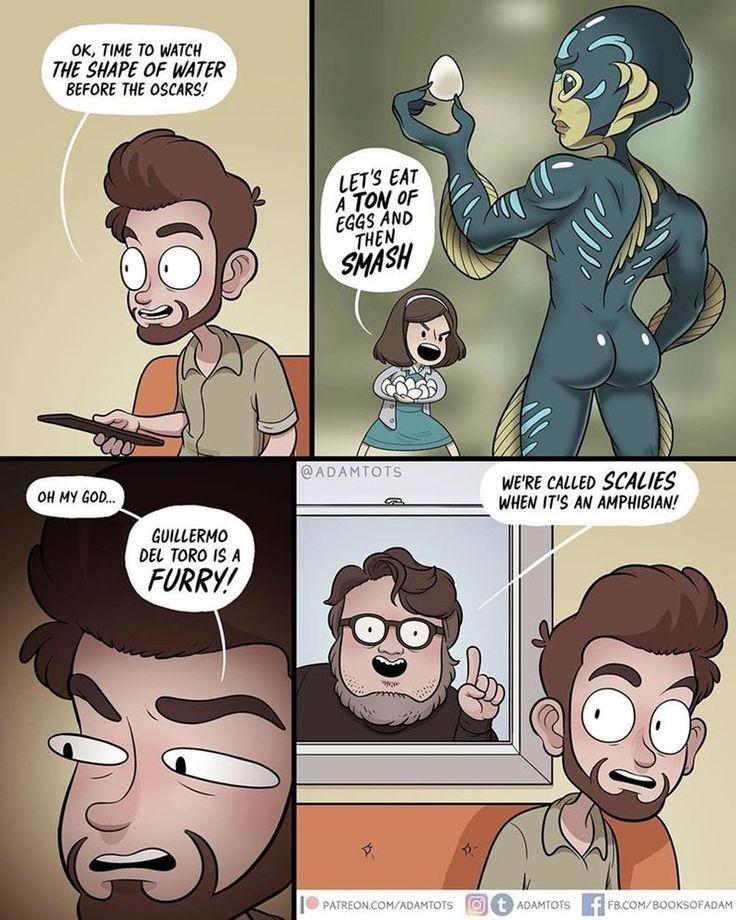 Adam Ellis Comics