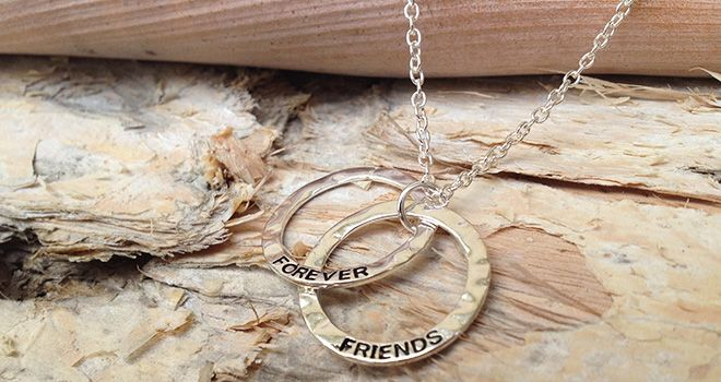 Majique Jewellery - Friends Forever. Find it at www.giftedmemoriesjewellery.com.au
