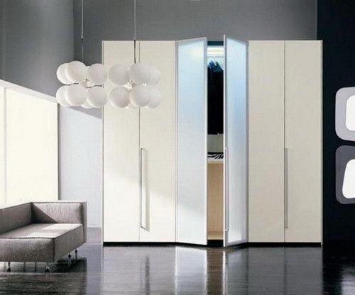 contemporary bi fold closet doors | Door Designs Plans