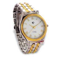 Trendy Golden Mens watch Rs. 899
