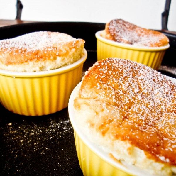 Lavender & Lemon Souffle | recipes to try | Pinterest