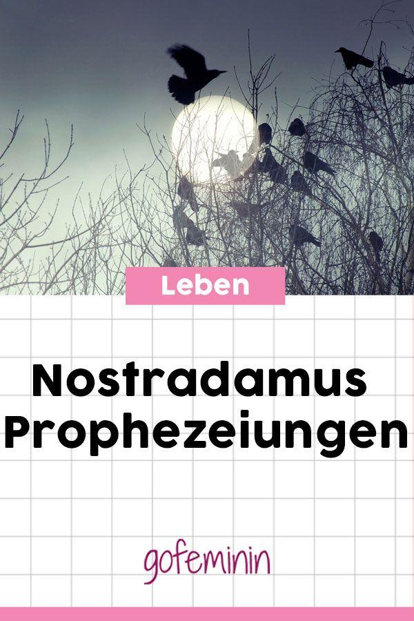 3 Weltkrieg Das Sagen Die Nostradamus Prophezeiungen Für 2018