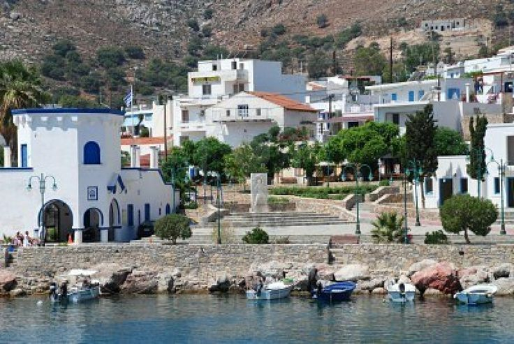 GREECE CHANNEL | Tilos, Greece