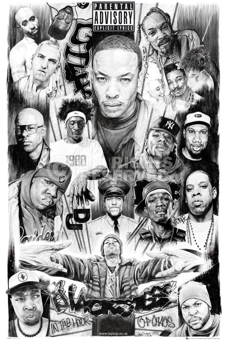 Plakat: Rap Götter 2