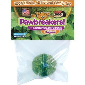 Pawbreakers All Natural Catnip Toy at PETCO $2.54