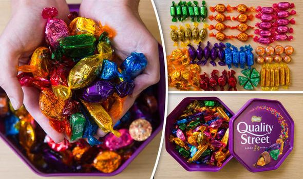 Quality Street UPROAR as Nestle ditches Toffee Deluxe from tins