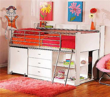 Best 20 Best Images About Bunk Bed With Desk Underneath On 640 x 480