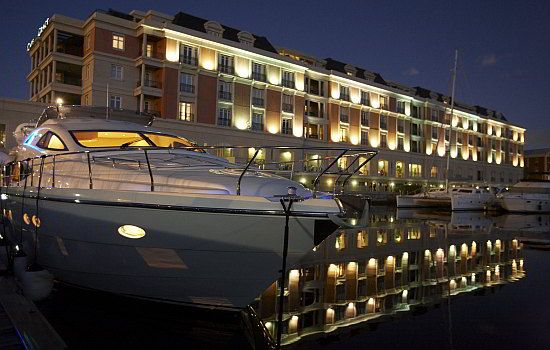 Cape Grace hotel in Cape Town. Special Rates inclusive concierge service!