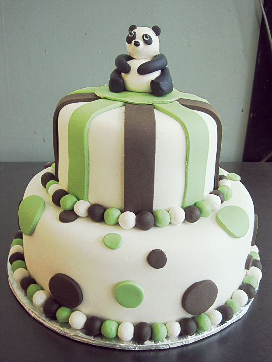 11 best Panda Cakes images on Pinterest Panda cakes Panda and