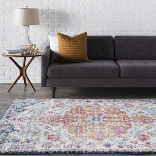 Shop for Georgian Persian Traditional Oriental Cream/Saffron Rug (9'3 x 12'6). Get free shipping at Overstock.com - Your Online Home Decor Outlet Store! Get 5% in rewards with Club O! - 22297401