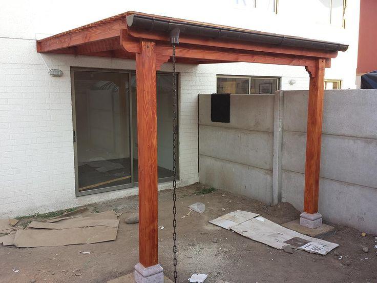 P rgolas y cobertizos de madera econ micas en pino oreg n for Casas con cobertizos