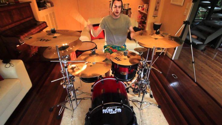 Corruption-Nic Pettersen   drum play-through