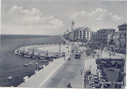 Nazario Sauro sea front