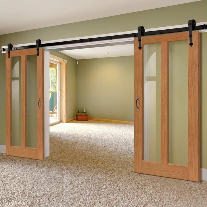 Barn Style Sliding Doors Barn Style Sliding Doors Garage Door Design Double Sliding Doors