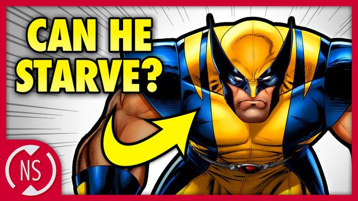 Can WOLVERINE Die of Hunger?    Tales From The Comments    NerdSync