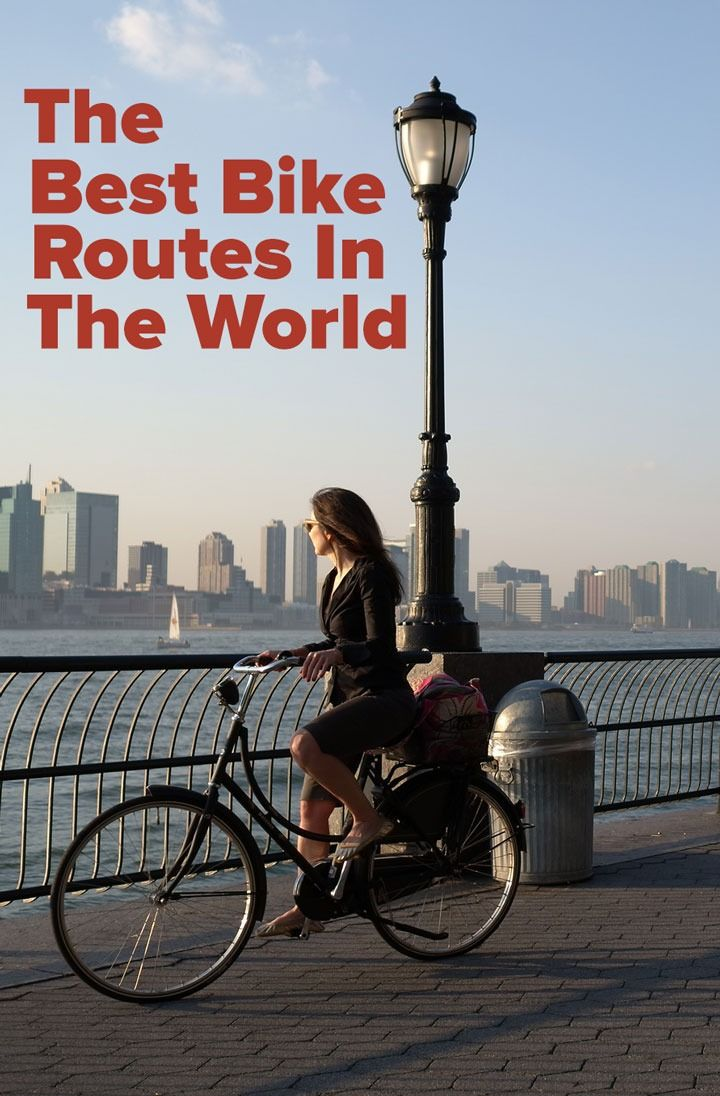 7 best bike routes of the world