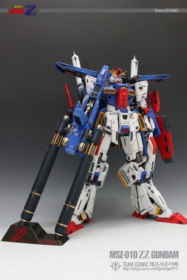POINTNET.COM.HK - 1/60 MSZ-010 ZZ Gundam