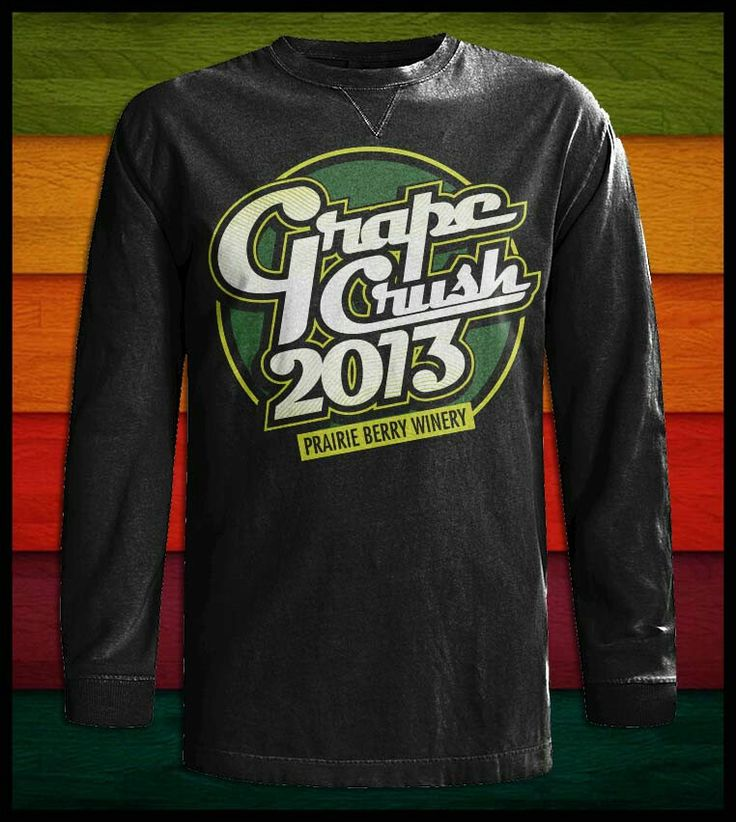 WINER CONTEST - GRAPE CRUSH 2013