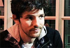 Parked // Colin Morgan [Gif]
