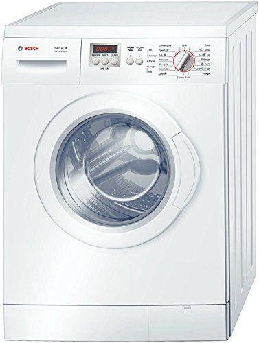 Bosch WAE28210OFF Autonome Charge avant 7kg 1400tr/min A+++ Blanc – machines à laver (Autonome, Charge avant, A+++, A, B, Blanc): Bosch…