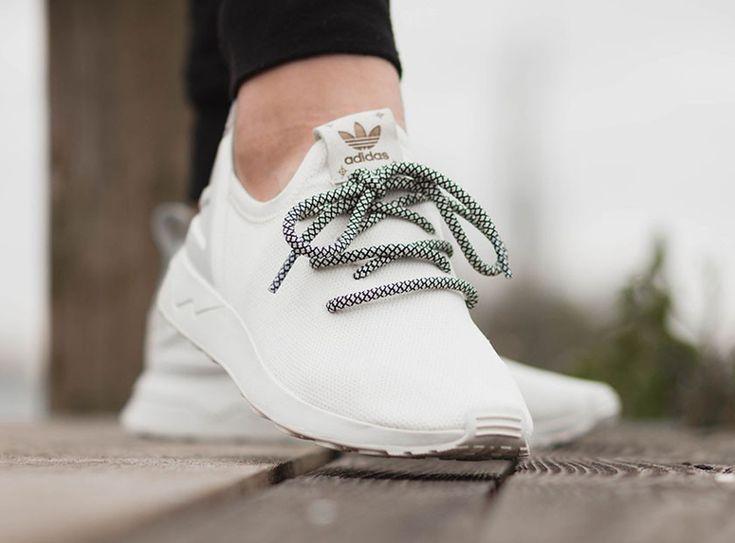 Adidas Zx Flux Virtue White