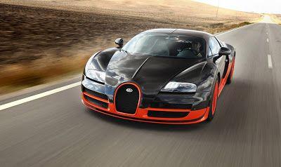 Daftar 10 Mobil Tercepat di Dunia Terbaru