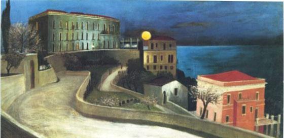 Tivadar Kosztka Csontváry - painting