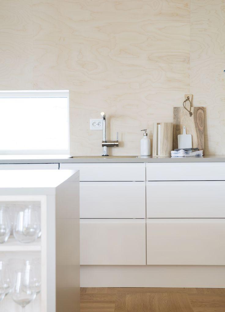 Multikomfort i visningshus, Larvik - Nyfelt og Strand Interiørarkitekter