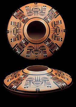 Hopi Pueblo Pottery   Native American Indian Art Pottery   Desert Pottery