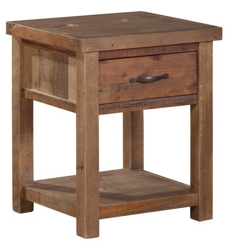66ac607d4499447ab42908f4ccdad172  Bedside Cabinet Industrial Style