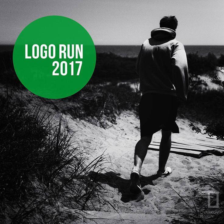 Limited application! Only 12 logo design projects per year. Details @ tovarkovdesign.com/blog/logo-run-2017