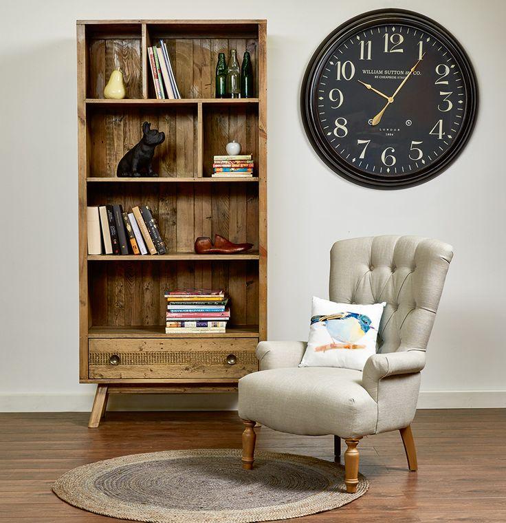 Gracie Armchair in Linen