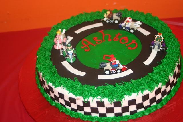 Mario Kart Birthday Party!!