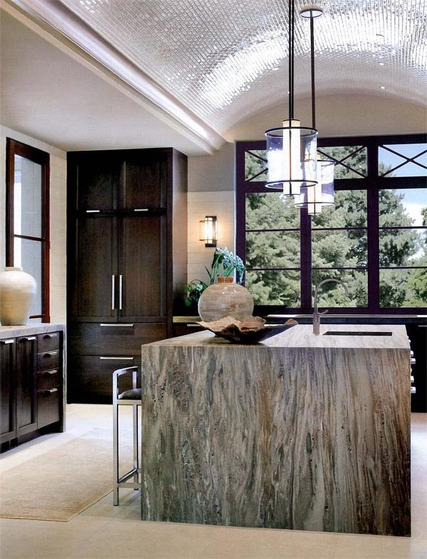 Great Kitchen by Matthew Quinn's Design Galleria.