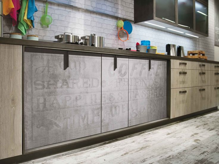 Linear fitted kitchen loft by snaidero design michele for Linear kitchen design