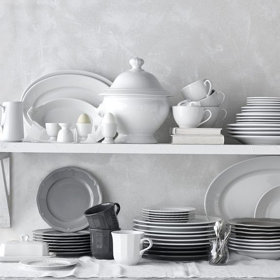Apilco Tradition Porcelain Dinnerware Sets In 2019
