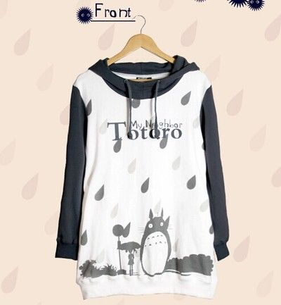 My Neighbor Totoro hoodie Free shipping