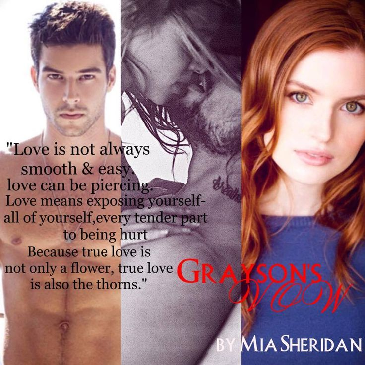 41 best graysons vow by mia sheridan images on pinterest vows charlottes pep talk to grayson in graysons vow by mia sheridan fandeluxe PDF