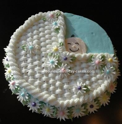 about baby shower cakes on pinterest homemade baby carriage cake