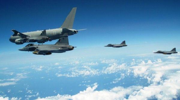 JAS 39C Gripen – Ministério da Defesa da República Checa (3)