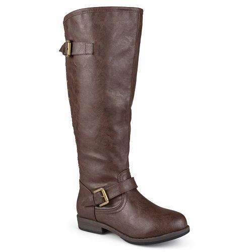 Journee Collection Spokane Women's Extra Wide Calf Boots