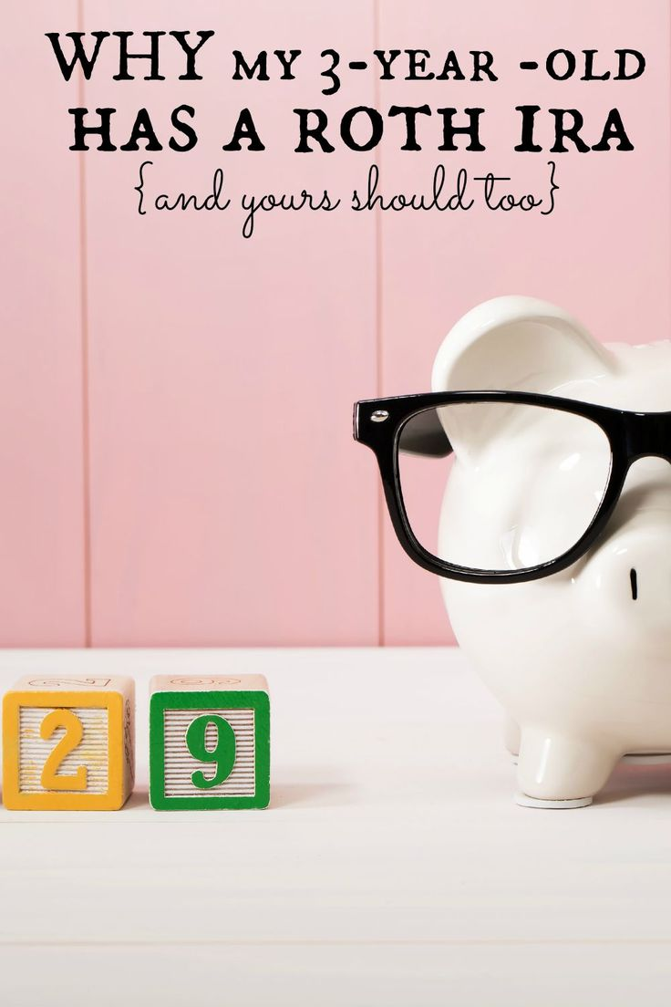 Why My 3 Year-Old Has a Roth IRA And Why Yours Should Too | Natali Morris