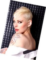Image result for short hair shaved sides