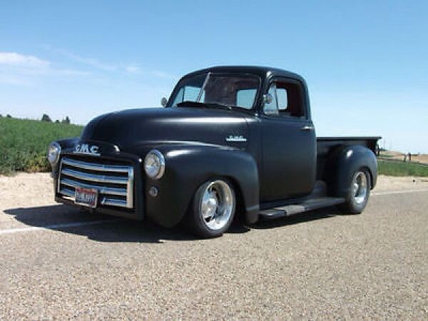 27 Best Gmc Oldies Images On Pinterest Classic Trucks