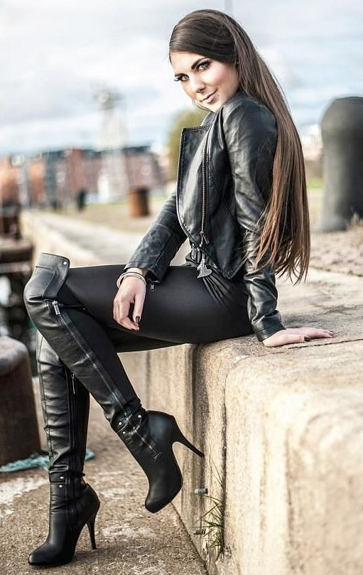 Babes In Boots Women Pinterest Posts And